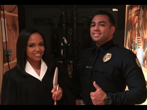 FAITH JENKINS IS ONE OF THE MOST SEXIEST JUDGES IN AMERICA!