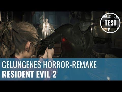 Resident Evil 2 im Test: So muss ein Remake aussehen! (Review, German)