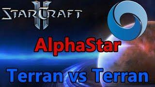DeepMind AI AlphaStar Final - Terran vs Terran - StarCraft II [Deutsch]