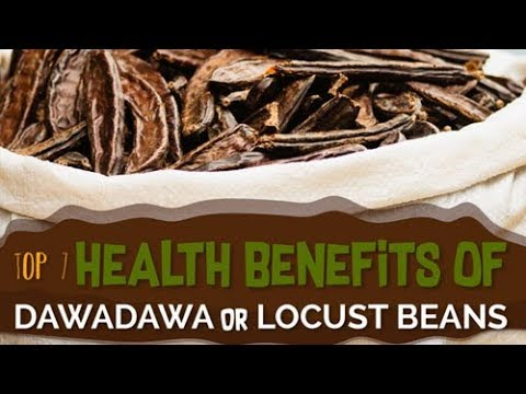 Health Benefits of Dawadawa or Locust beans