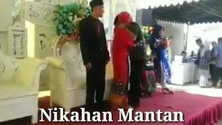 Sedih Banget ! Pria Ini Datang dan Nyanyi di Pernikahan Sang Mantan Sampai Menangis Terbawa Perasaan