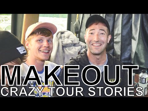 Makeout - CRAZY TOUR STORIES Ep. 646 [Warped Edition 2018]