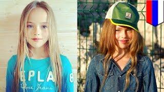 9-летняя россиянка-супермодель – не слишком ли?
