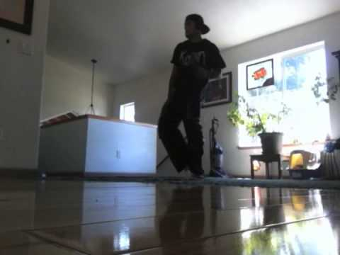 Dance to express- Violent Rhythm