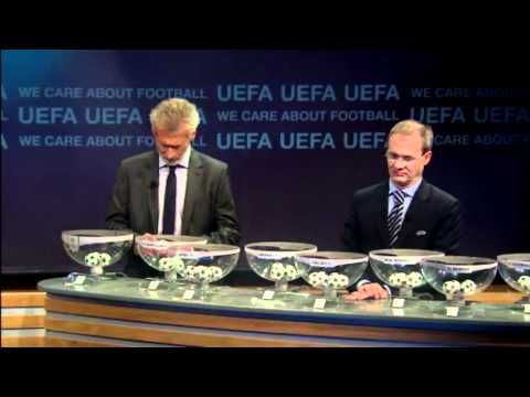 Champions League 2011/12 round of 16 draw