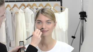 Видео урок: создаем контур носа