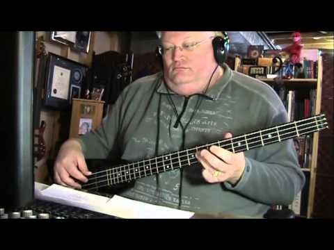 Edward Bear Last Song Bass Cover