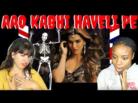 BRITISH PEOPLE REACT TO AAO KABHI HAVELI PE