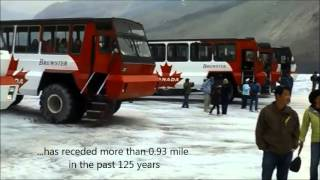 Canadian Rockies: the Columbia Icefield and the Athabasca Glacier!