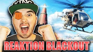 REACTION on BLACKOUT TRAILER (BO4) + Fortnite Realtalk