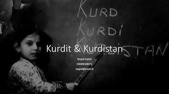 Kurdit & Kurdistan, puhetilaisuus Hämeen setlementti, Hämeenlinna Kumppanuustalo