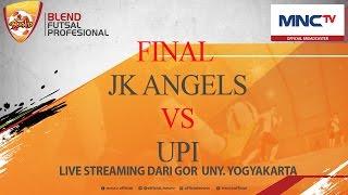 JK ANGELS VS UPI - GRAND FINAL (4-2) -  BLEND FUTSAL PROFESIONAL (WOMEN) [FULL]