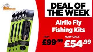 Deal of the Week | Airflo Fly Fishing Kits | Fishing Mega Store