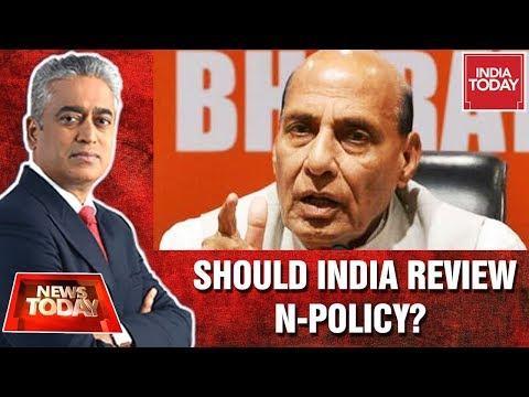 Rajnath Singh's Big N- Policy, Kashmir Gets International? |  News Today