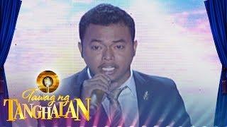 Tawag Ng Tanghalan: Alfred Relatado | Kapalaran (day 6 Semifinals)