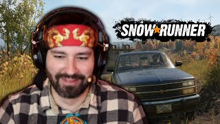 The Late Shift Goes Trucking! Let's Do This! (Snowrunner #1)
