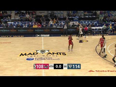 Jarrod Uthoff (29 points) Highlights vs. Windy City Bulls
