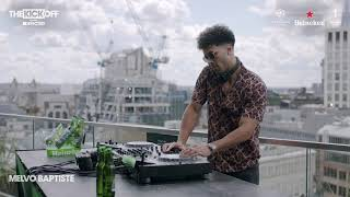 YouTube動画:Melvo Baptiste - Live from London (Heineken powered by Defected)