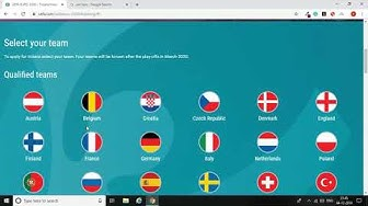 How to Apply For Euro 2020 Tickets Second Phase - Follow Along Guide.