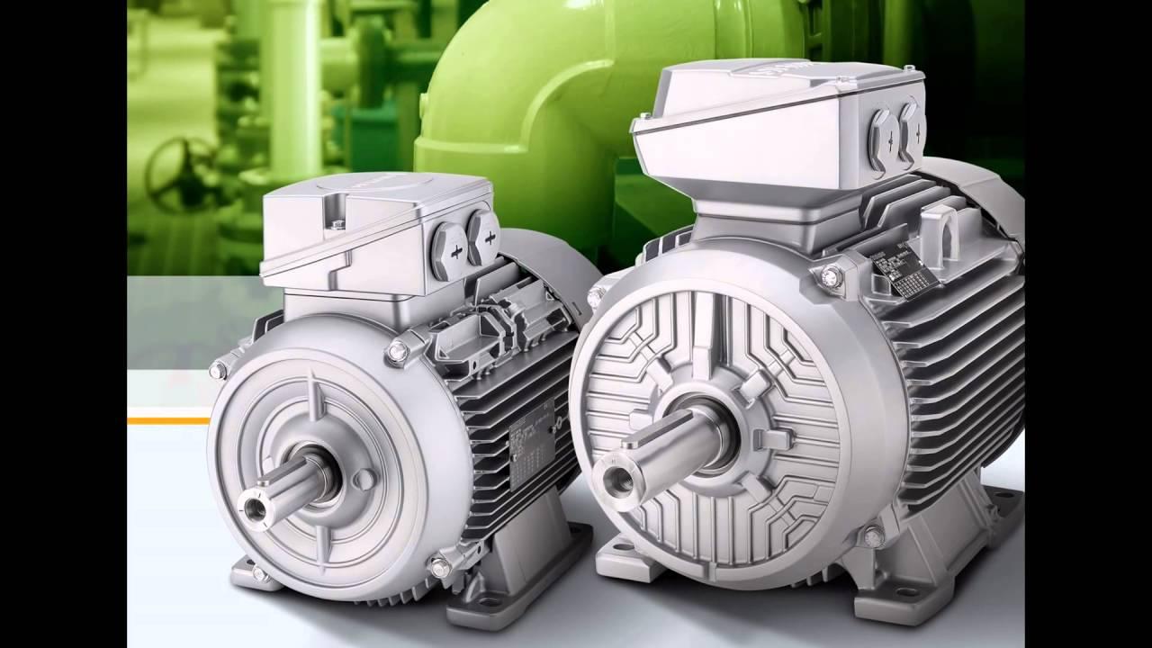 Siemens electric motor 3d cad for Siemens electric motors catalog