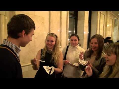 видео: Репортаж с Татьяниного Дня 2013 в МГУ