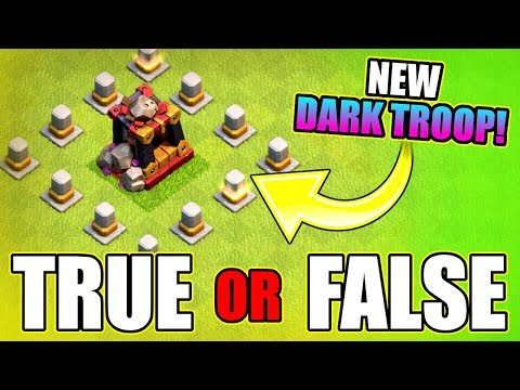 NEW TROOP LEAK!? REAL OR FAKE! - Clash Of Clans