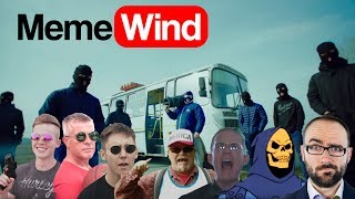 Youtube Memewind - 2017