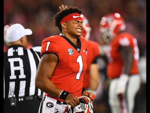 Live Christmas Show. Justin Fields, Players Skipping Bowl Ga