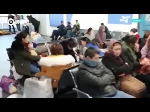 Мигранты из Домодедова нашли временное жилье