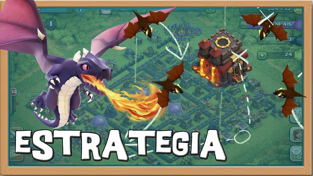 ... - El Dragón - Descubriendo Clash of Clans #84 [Español] - YouTube