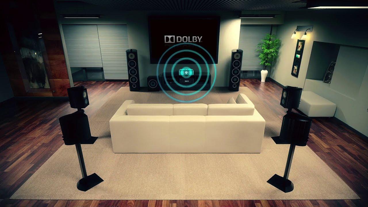 Dolby Audio - 7.1 Surround Test Demo