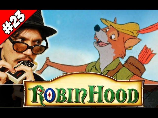 22 robin hood e little john van per la foresta 2016
