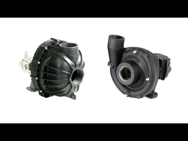 R4140i / R4150i PowrSpray – Un système double pompe unique et sans entretien