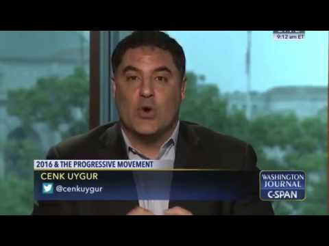C-SPAN - Cenk Uygur Asked About The Armenian Genocide