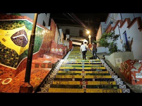 The Selarón Steps of Rio