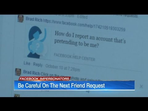 Facebook Social Media Scam Could Lead To Identity Theft