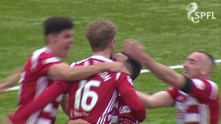 Goalkeeper scores unlucky own goal on league debut