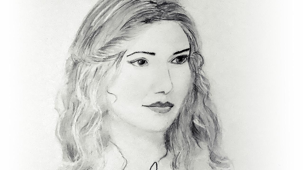 Cum Să Desenezi Un Portret Portret în Creion