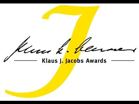 Klaus J. Jacobs Awards 2016