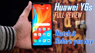 Huawei Y6s Full Review - Performance, Battery, Camera