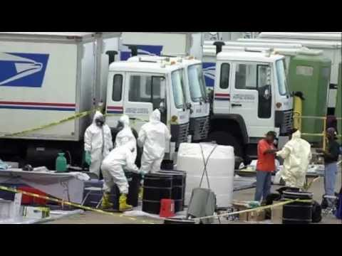 Live Anthrax inadvertently sent by U.S. Military