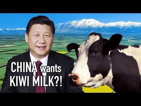 Why Does CHINA Want New Zealand DAIRY?