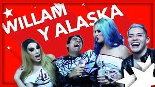 Willam Belli y Alaska 5000 con Pepe y Teo