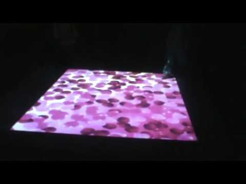 Interactive Floor Projection Mumbai