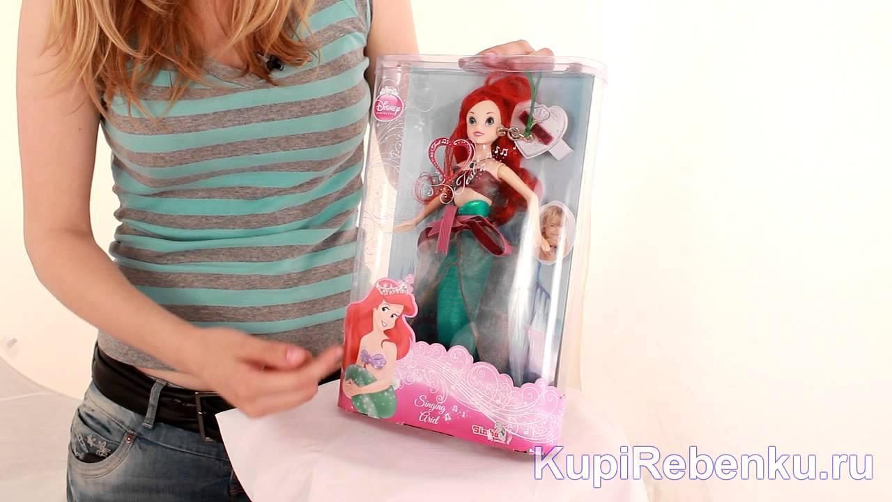 Принцессы Диснея Поющая кукла Русалочка (5768734)