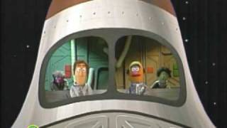Repeat youtube video Sesame Street: Spaceship Surprise