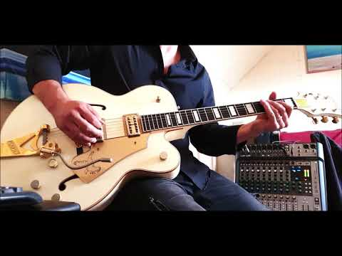 Enjoy The Silence - Depeche Mode - Guitar Cover By Pedro Andre - Line 6 HELIX