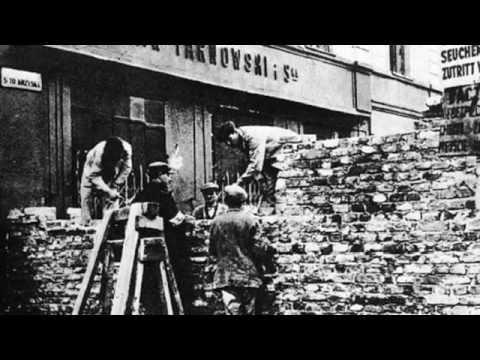 Warsaw Ghetto 1940-1943, Poland