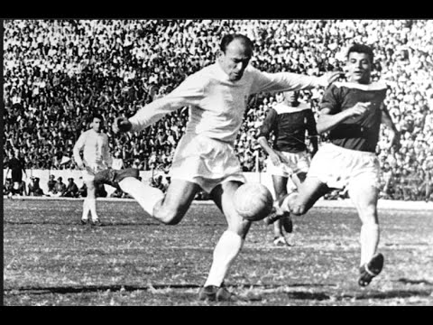 Legendary Tributes #25 | Alfredo Di Stefano (Real Madrid)