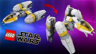 САМОДЕЛЬНЫЕ КОСМИЧЕСКИЕ КОРАБЛИ ПО ЗВЕЗДНЫМ ВОЙНАМ В ЛЕГО! / ЛЕГО САМОДЕЛКИ / Lego Star Wars Mocs